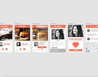App prototype to reduce the world's food waste.