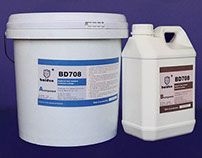 BD708 impact & wear resistant coating