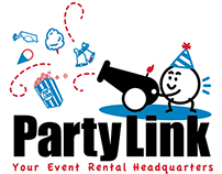 Party Link Logo