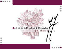 Frederick Franklin Art & Design Portfolio