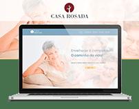 Website - Casa Rosada