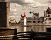 Red Bull Air Race - Budapest
