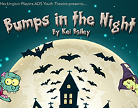 Bumps in the Night Poster
