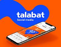 Talabat - Social Media Generic