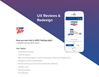 UX - Usability Review & Recommendations PayZapp App