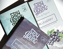 STAY YOUNG: шоколад с суперфудами