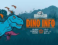 DINO INFO. Dinosaur Park Promo