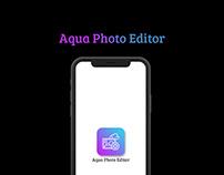 Aqua Photo Editor