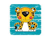 Zwierzęta ilustracje dla dzieci