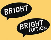 Tuition Company Logo & Poster Design