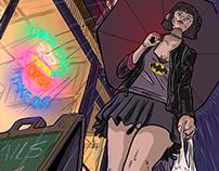 """Luna"" (Graphic Novel)"