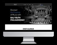 Philharmonic Web Design