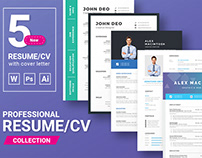 Resume Collection 02