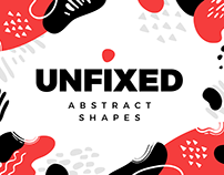 Unfixed Abstract Shapes
