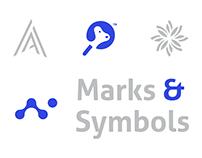 Marks & Symbols | June - August 2016.