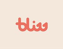 Bliss Rebrand