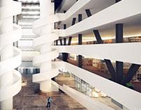 Library in Berlin-Tempelhof