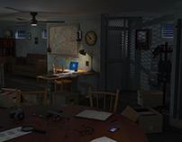 3D Detective basement