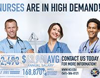 Infographic - Health Career Institute