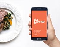 Fitsme Logo Design