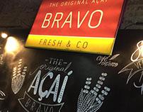 The Original Açaí BRAVO Fresh & Co.