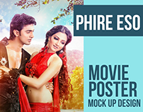 Phire Eso Movie Poster Mock Up Creative Design