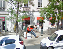 Google Street Race