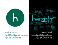 Hooligan Picture Creations / Heinsight Events Portfolio