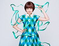 "Ayami Muto ""I-POP"" CD"