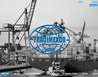 Website Tracimexco.com.vn