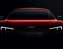Audi Richmond - Transit Advertising (July 2017)
