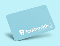 Toothsmith Identity & Website