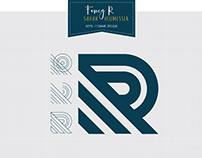 Fancy R - Logo Design