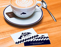 Blue Trout Coffee Branding (Concept)