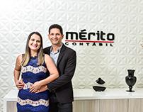 Fotografia | Novo escritório da Mérito Contábil