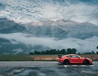 Porsche 911GT3RS @ Monaco