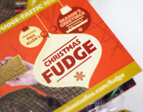 Whitenoise Christmas Fudge