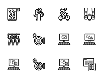 Icon collections
