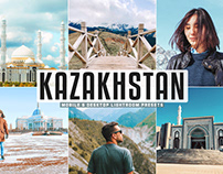Free Kazakhstan Mobile & Desktop Lightroom Presets