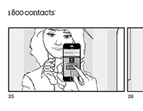Storyboards - 1800 Contacts