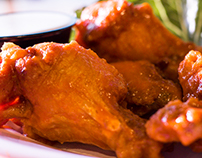 $.50 Wings All Day Everyday @ The Babylon Ad