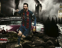 NEW WALLPAPER FOR LIONEL MESSI