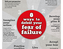 Defeat your Fear of Failure