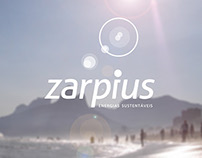 Zarpius, Solar Energy made in Rio