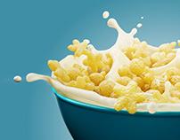 Cereals CGI