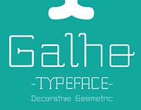 Galho Typeface