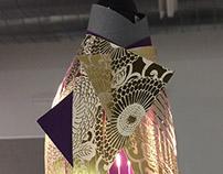 Kimono: Pendant Light