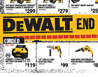 DeWalt® End of the Year Blowout at K.L.Jack