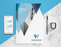 Wilson Group Annual Report 2015