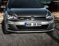 Volkswagen - Golf GTD